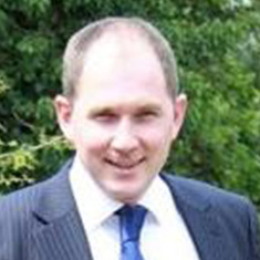 photo of Mr Ben George