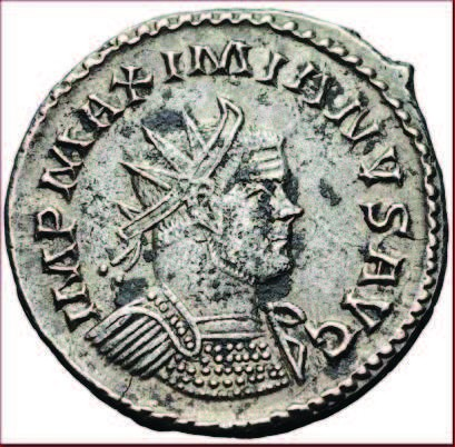 Late BC Early AD coin