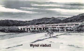 Wynot viaduct