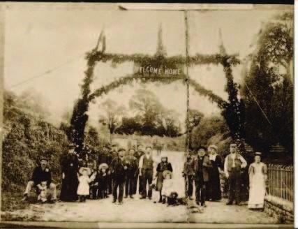 photo of parish history